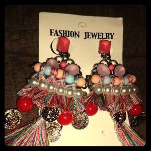 Jewelry - Boho style earrings
